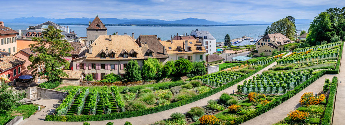 gence immobiliere a Nyon