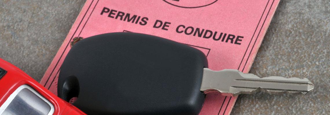 Demande de permis de conduire en ligne