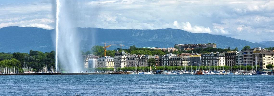 Comment aller à Genève depuis Dijon ?
